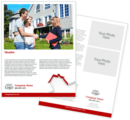 Mortgage & Title Flyers