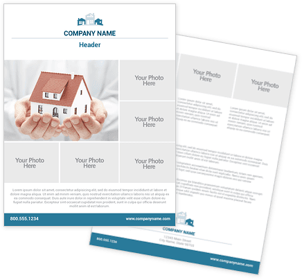 Residential Property Management Flyers