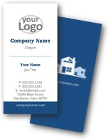 Residential Realtor Business Cards