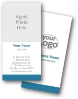 Residential Properties Business Cards