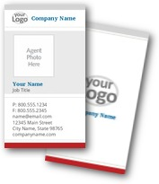 New Homes Business Cards