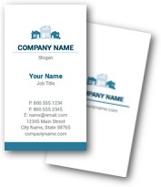 Residential Property Mana Business Cards