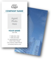 Commercial Properties Business Cards