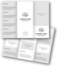 Blank Layout 1 Brochures