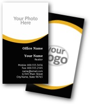 Prime Listings Business Cards