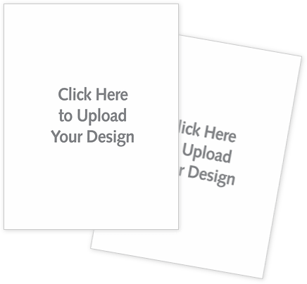 Upload a Complete Design Flyers
