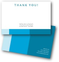 Classic and Clean Thank You Cards