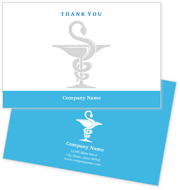 Your Trusted Pharmacy Thank You Cards
