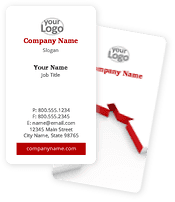 Mortgage & Title Business Cards