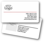 Retirement Living Business Cards